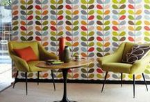 Orla Kiely Living / ~ She is 'The Queen of Prints' and we have quite everything! ~