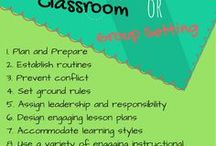 Classroom and Group Management Middle & High School / Dynamic ways to manage your high school or middle school classroom or group!