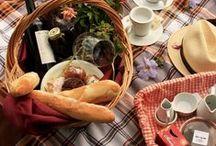 Food: Picnics / Dining Al Fresco