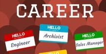 Career Exploration for Teens / Different activities to engage teens and young adults in exploring possible careers!