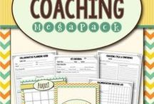 Coaching and Mentoring Staff / Magnificent activities and resources for coaching staff!