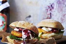 Burger & Leckeres zwischen Brot