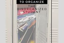 Study and Organizational Skills for Teens / Amazing activities and resources for Teens