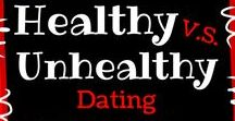 Healthy Relationships for Teens and Young Adults / Amazing activities and resources for healthy relationships for teens and young adults.