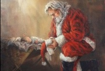 Christmas / by Jessie Geroux