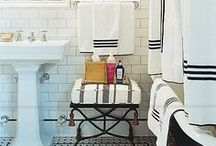 Bathrooms Decor and Design Ideas / Bathroom decor and design ideas for all bathroom sizes and styles.