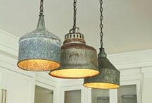 Light fixtures and Lamps / Traditional, farmhouse and affordable lamps and light fixtures for every home.