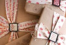 DIY: That's a Wrap! / Gift wrapping and packaging