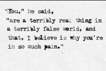 Quotes / by Kaytlynn Clark