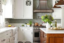 Kitchen Design and Decor / Beautiful Kitchen design and decor ideas.