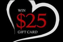 Giveaways / Make the best use of this opportunity from SpicyLegs.com to participate in #giveaways and #win a prize from your favorite trusted online lingerie store. / by SpicyLegs.com - Lingerie Store