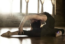 yoga and others / by Genevieve Jones