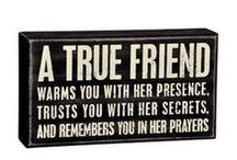FRIENDSHIP  / by Debbie Higgs