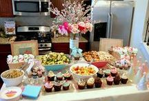 Good ideas for Parties! / by Hope Renfroe