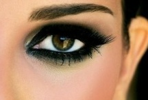 Makeup / The eyes have it! / by Melanie Miller