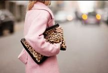 leopard prints / the staple print in any girls wardrobe / by Anna Hart / South Molton St Style
