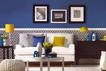 Pokój dzienny/ Living Room / Tu dzieje się życie każdego dnia - można jeść, bawić się, pracować, oglądać TV, czytać gazetę lub książkę, bloggować i przyjmować gości. Wszystko dla wszystkich.