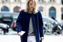 white jeans / not just for the elizabeth hurleys of the world, nothing says class like the white jean / by Anna Hart / South Molton St Style