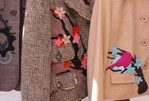 Details: Appliqué and Patchwork