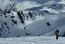 New Zealand Ski Areas / Great views from our favourite New Zealand ski areas