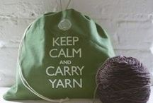 Stuff to do with yarn / Home Made gifts? Or just for fun? Either way, here's stuff to get ideas. / by Melanie Miller