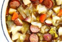 Soup & Stew Recipes / Favorite soup and stew recipes!