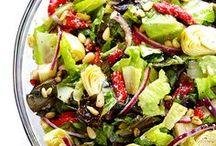 Salad Recipes / Favorite salad recipes!