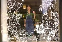Boutique: Window Drawing