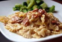 Pasta! / food, glorious food
