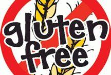 Gluten free foods Recipes / by Kristy Wilkinson