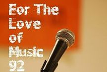 For The Love of Music / I love music, do you?