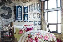 Bedrooms. / by Stephanie Apa
