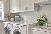 Laundry Rooms. / by Stephanie Apa