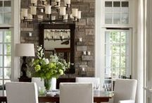 Dining Rooms. / by Stephanie Apa