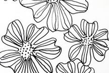 Surface Pattern Design 2015 / Illustrations, Pattern, Surface Design, Print, Fabric Patterns, Artwork