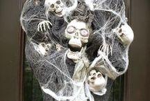 DIY HALLOWEEN CRAFTS / Cheap yet fun DIY halloween Decorations