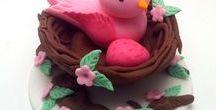 dorty,polevy,zdobení / zdobení dortů,rolády,krémy apolevy