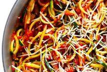 Spiralized Recipes / Favorite spiralized recipes!