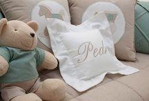 Quartos bebês meninos / Idéias lindas e criativas para quem pensa em montar um quarto para seu bebê, ou deixar mais charmoso o que já existe.