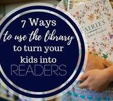 Raising Readers / teach your child to read | raising readers | literacy | family literacy | books to read to your kids