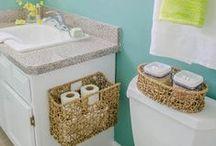 Inspiração: Banheiros e lavabos