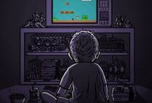 Retro Gaming / The games that raised me / by Abraham Coetzee