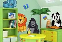 baby playroom / by Cookies for Babies ®