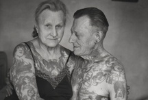 Art: Tattoos / i love all things tattoo / by Peggy Coots