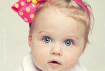 baby bow / by Cookies for Babies ®