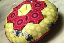fun quilted projects / gorgeous quilted items other than quilts