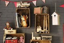 { pallets } / Great ideas to recycle the pallets in our home