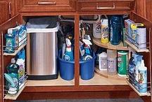 Organization & Cleaning / by Heidi Roberson