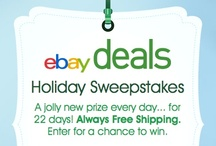 eBay Deals Holiday Sweepstakes