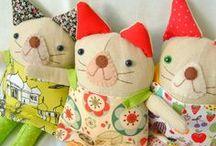 Handmade*toy*DIY*inspiration / by Twinkelchick *